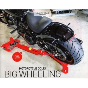 Motorcycle Dolly - Cruiser Bike Dolly TLMD-B